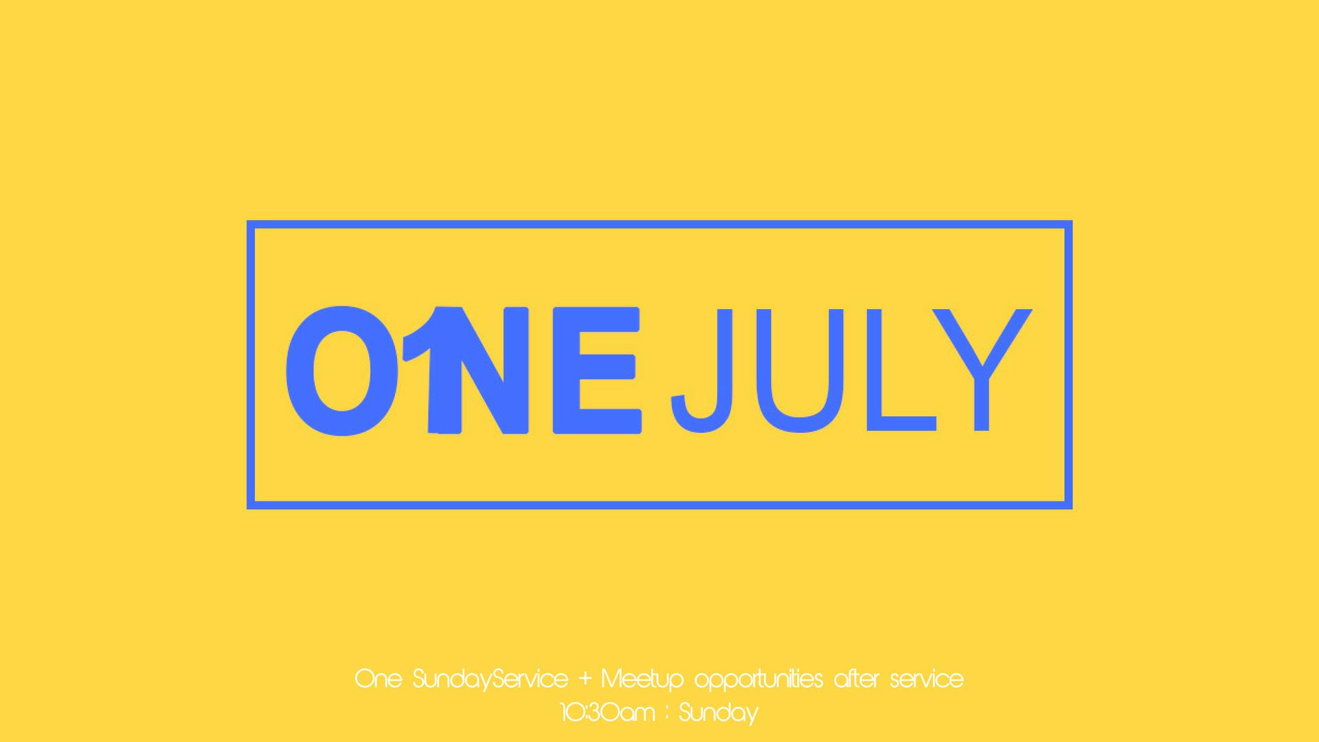 website one july